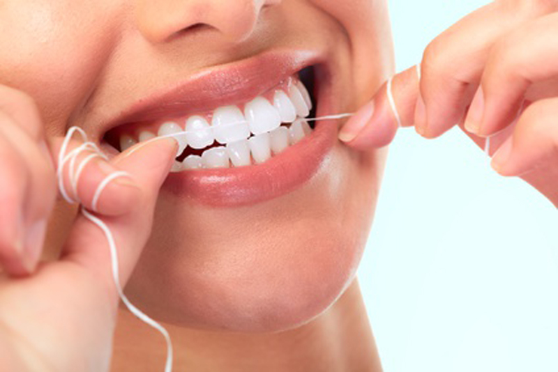 Flossing: how important is it? | Preventative dentistry. Illuminada Dental, Edmonton