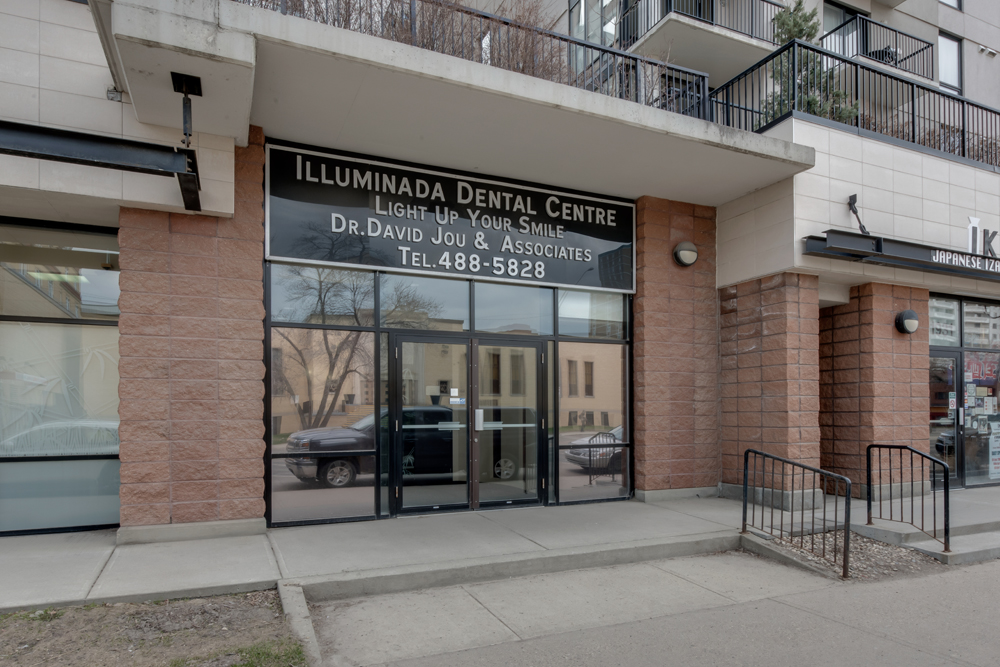 Illuminada dental office